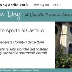 open day castello benso mercenasco sposarchi